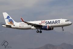 CC-AWB / JetSMART / Airbus A320-232(WL)