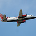 G-LGNH SAAB 340B, Loganair, Edinburgh Airport, Edinburgh, Scotland
