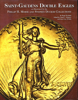 Saint-Gaudens Double Eagles book cover