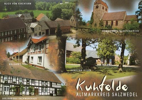 Kuhfelde / Sachsen-Anhalt / Deutschland / Germany