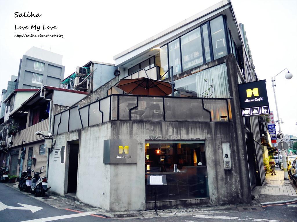 台北松山南京三民站餐廳Muse Cafe繆思咖啡 (2)