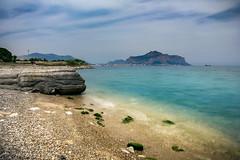 Palermo, Monte Pellegrino da Acqua dei Corsari