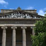 Top of Harris Museum, Preston