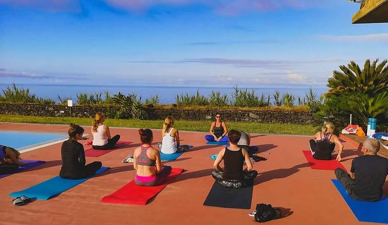 Nyári jóga- és élménytábor az Azori-szigeteken