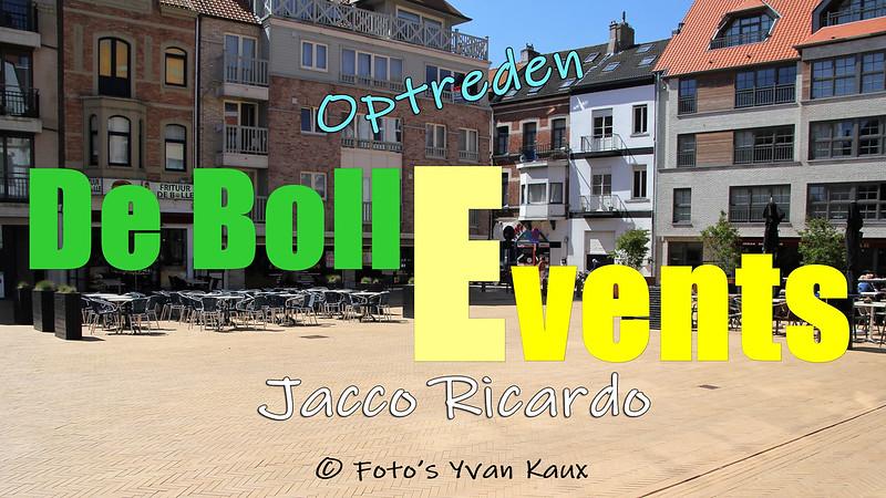 Jacco Ricardo op De Bolle Events