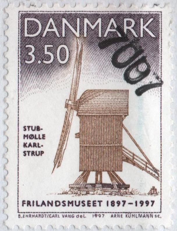 Denmark - Scott #1067 (1997)