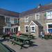 Lawrenny Arms and Tea Rooms, Lawrenny, Pembrokeshire. Wales. UK