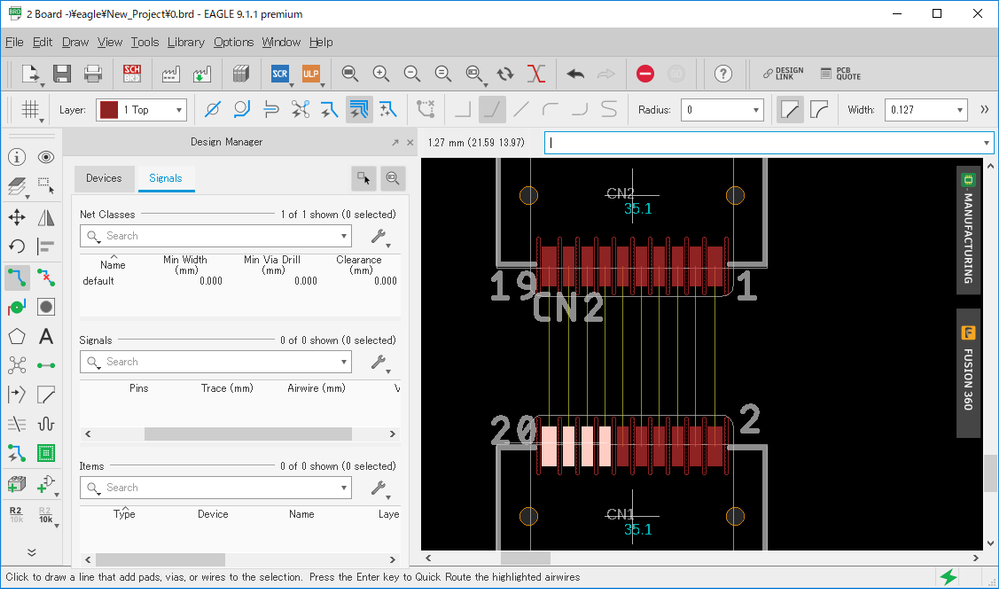 Working with Autodesk EAGLE Premium 9.1.1 full license