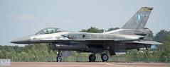 F16 Fighting Falcon 6 - RIAT Fairford 2018