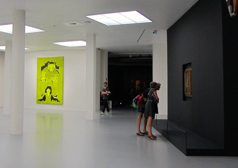Obras en la exposición  - 41708088200 69bdb9b103 c - Luc Tuymans y el barroco en Amberes