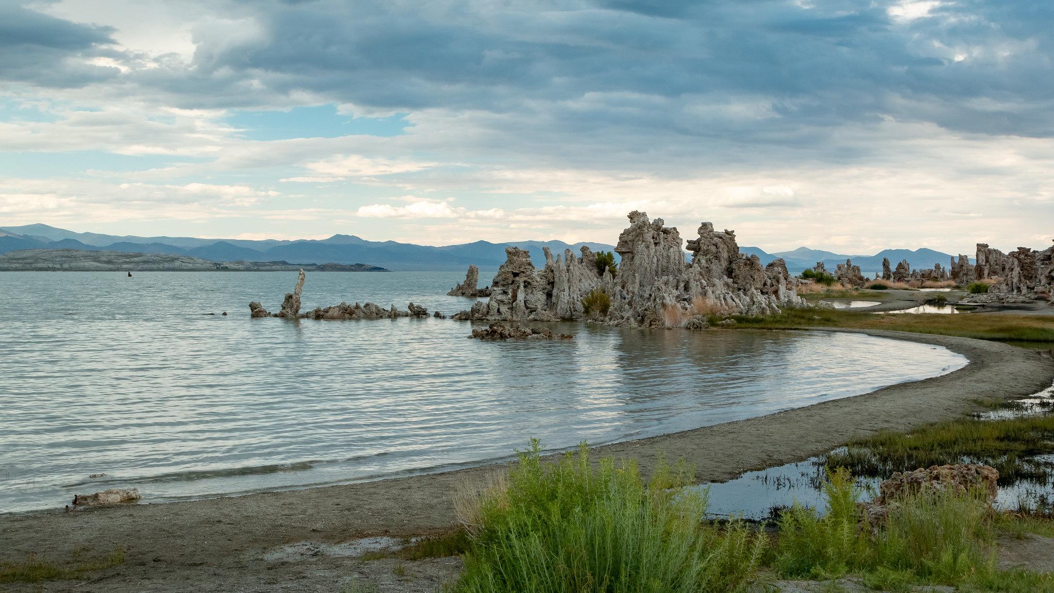 Mono Lake - Californie - [USA]
