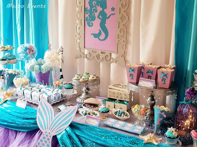 mesa dulce baby shower MErbo Events