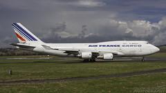 F-GISB Boeing 747-428(BCF) Air France Cargo Prestwick 280408