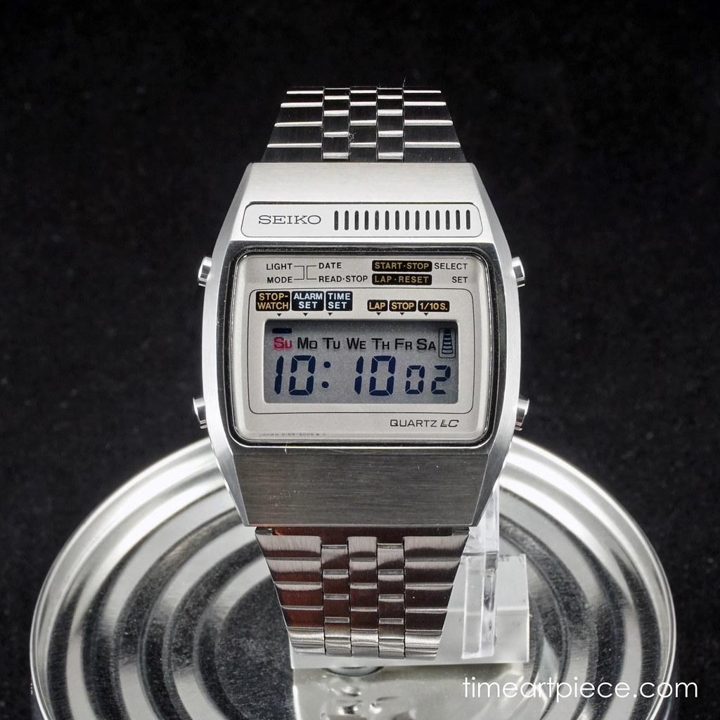 Seiko A159-5009 white
