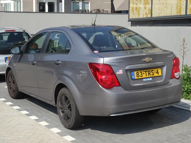 Chevrolet Aveo De 2011