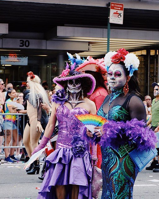 GUYS I'M IN LOVE WITH THIS NEW CAMERA . . . #vsco #vscocam #nyc #pride #2018 #fujifilm #nashville #greenwich