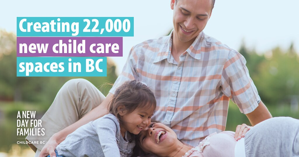 Thousands of families struggling with the shortage of quality child care will benefit from the 22,000 new licensed spaces coming over the next three years.