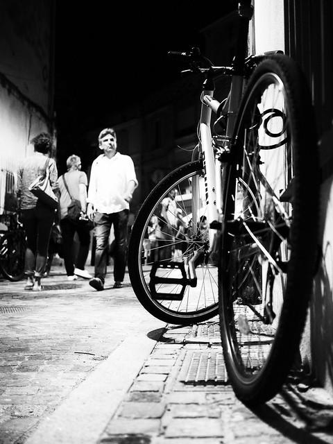 If you bike you, Olympus E-M1MarkII, LUMIX G 20/F1.7 II