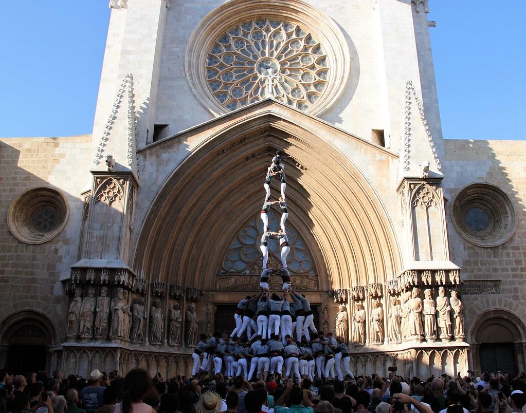 Pla de la Seu, Tarragona 07 de juliol de 2018