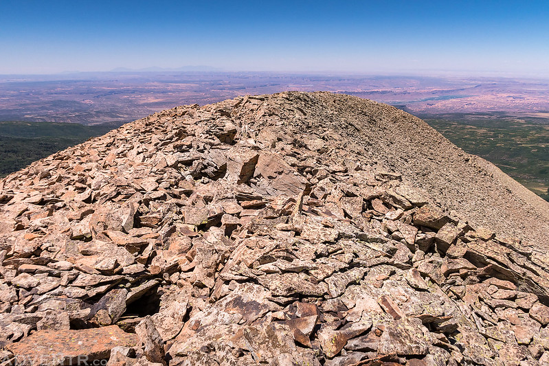 Haystack Mountain Summit
