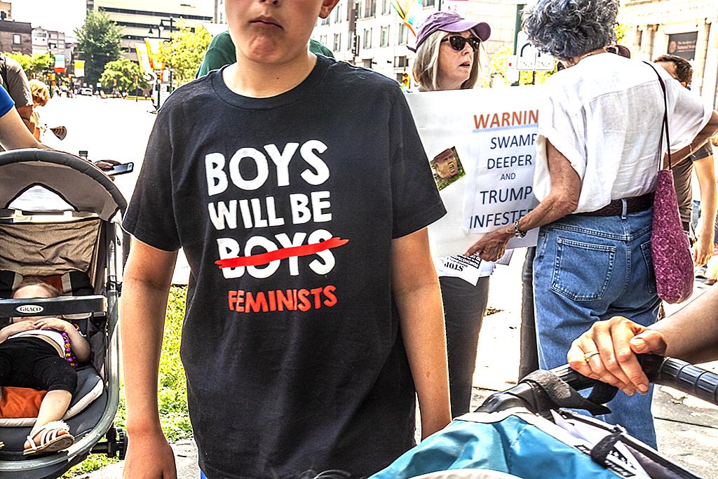 BOYS WILL BE FEMINISTS--Logan Circle
