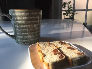 poppy toes poppy deed pudding pie far breton maanzaad flan taart