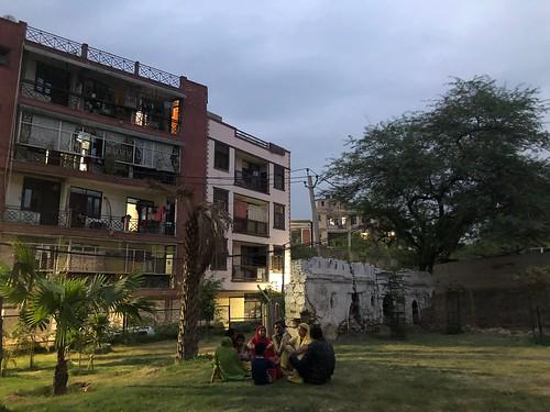 City Hangout - Ranji Jhansi Park, Mehrauli