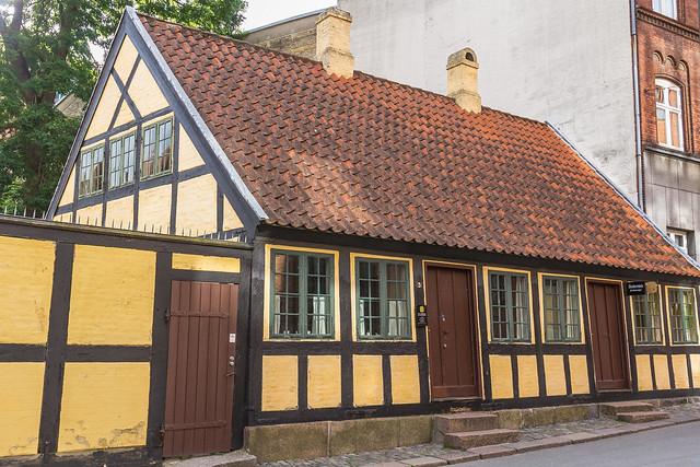 Denmark - Odense - Hans Christian Andersen House