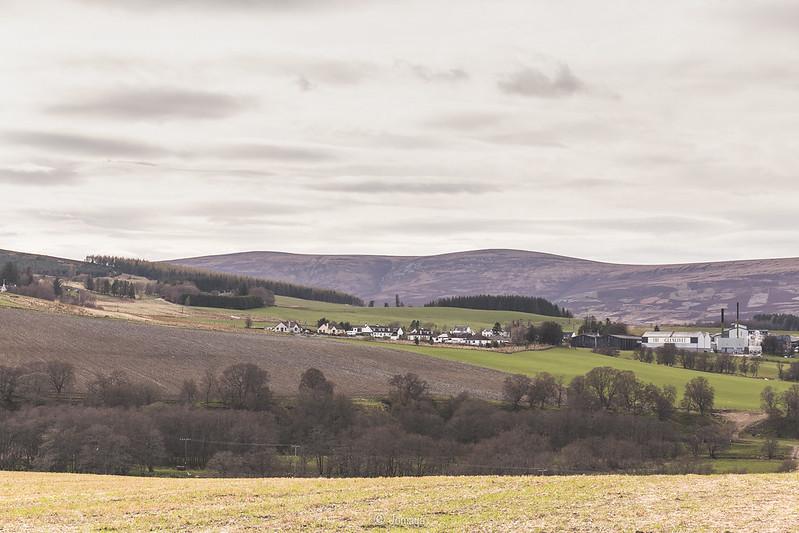 Distillerie Glenlivet - Scotland 2017