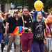 24. CSD Nordwest 11.000 participants / Gay Pride 2018 -  - Oldenburg population 165.000 (Lower Saxony / Germany)