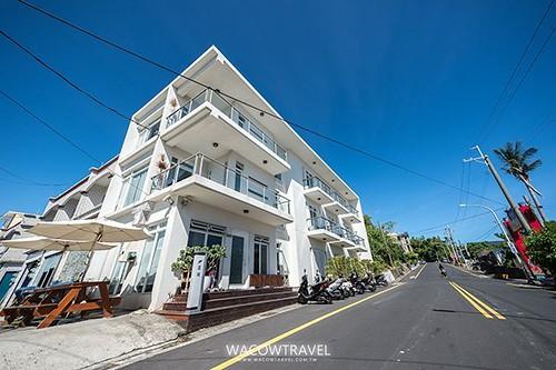 小琉球民宿,小琉球特色民宿,夏堤旅店