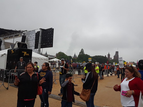 Poor People's Campaign rally at the National Mall in Washington, DC on June 23, 2018.
