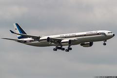 Royal Thai Air Force Airbus A340-541 cn 698 HS-TYV