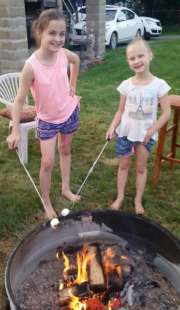 Roasting Marshmallows
