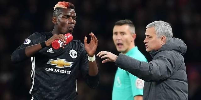 Paul Pogba Akui Sempat Bermasalah Dengan Jose Mourinho