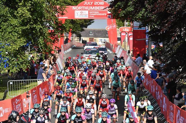 2018 HSBC UK   National Road Championships – Road Race