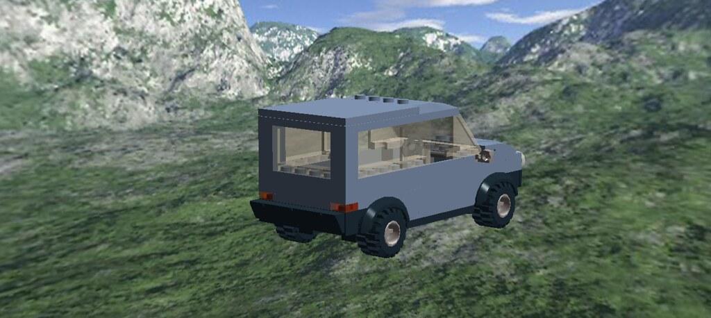 G-Wagen 2