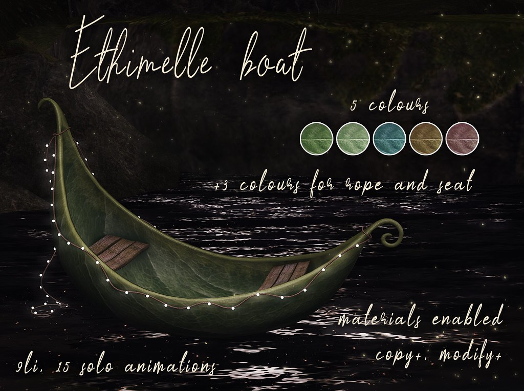 Ethimelle boat for We ♥ RP - TeleportHub.com Live!