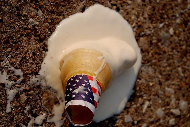 American Ice Cream Cone, Berwyn, IL., 2011