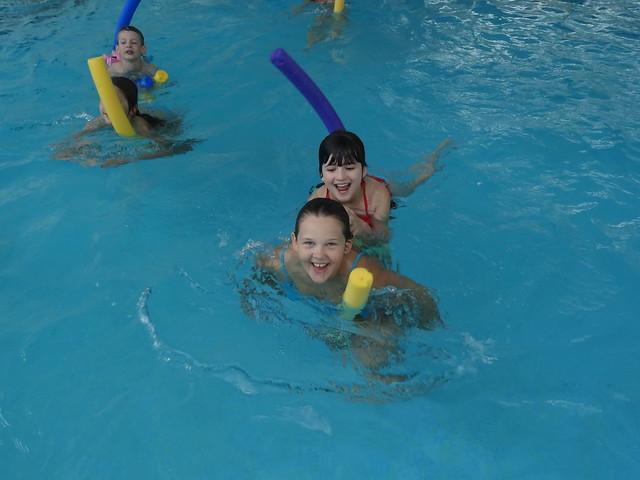 17/18 Schwimmen 2b