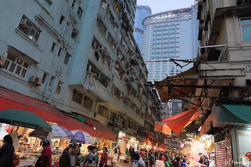 Mong Kok Maeket