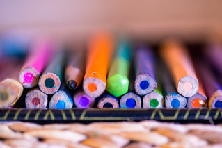 Colored pencils | by BryonLippincott
