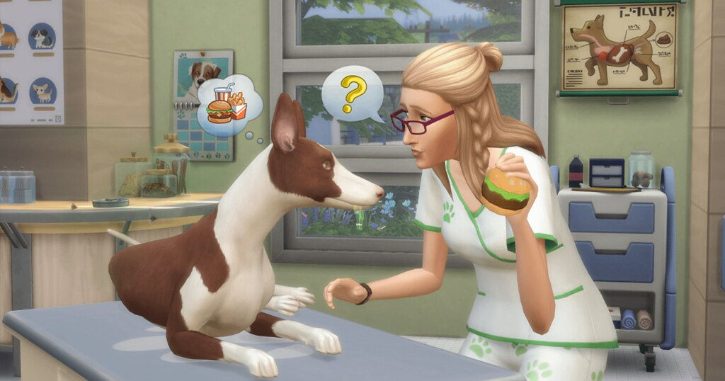 Foto de Blog de Comunidade: The Sims 4 Gatos e Cães Chegando aos Consoles