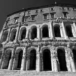 Teatro di Marcello, Rome, Italy  -  (Selected by GETTY IMAGES) - https://www.flickr.com/people/71393709@N06/
