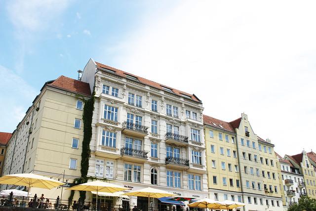 place colorée Berlin