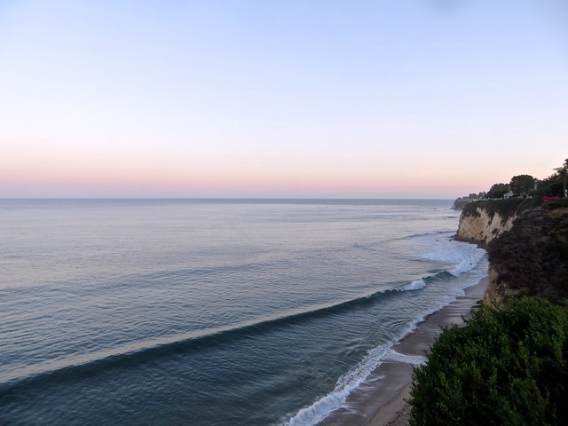 paradise cove summer evening