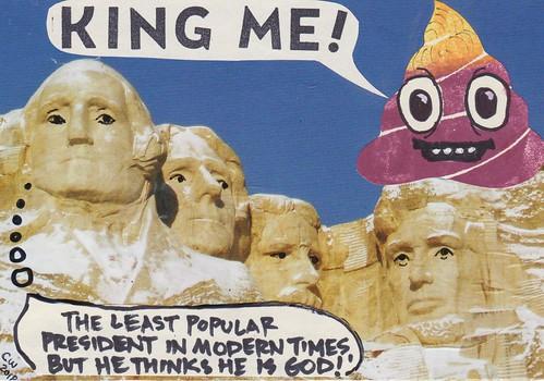 Political Poop Emoji 12 - is this a game?