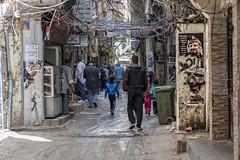 Shatila refugee camp, Beirut, Lebanon