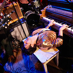 Tue, 26/06/2018 - 5:08pm - Low Cut Connie's crazy fun FUV Live set on WFUV from Rockwood Music Hall, 6/28/18. Hosted by Paul Cavalconte. Photo by Gus Philippas/WFUV