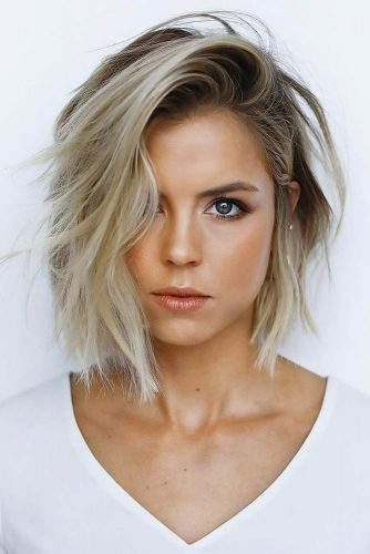 30+SHORT HAIR TRENDS FOR A FRESH LOOK - GET LATEST INSPIRATION 10